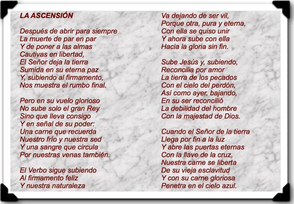 """""""La Ascensión"""", de Francisco Luis Bernárdez"""