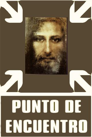 Llegar a cruzar la mirada con Jesús...