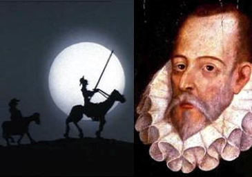 Miguel de Cervantes y el Quijote