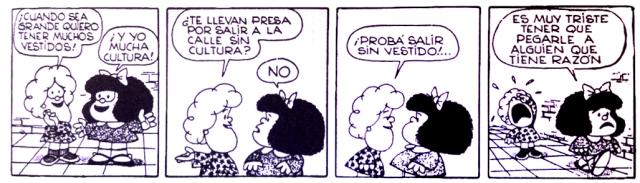 Mafalda - Chiste Cultura