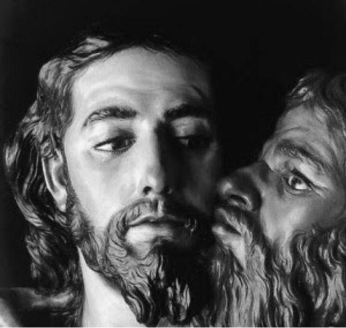 Beso de Judas