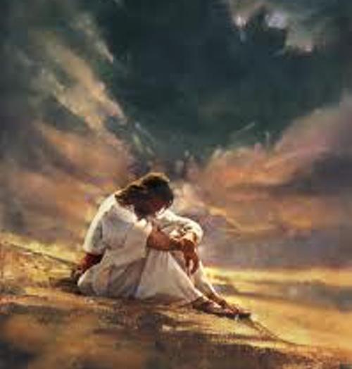 Jesús desolado 2