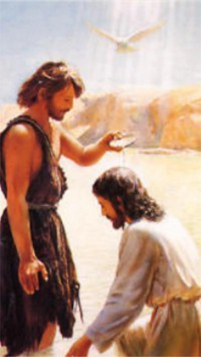 Bautismo de Jesús 2