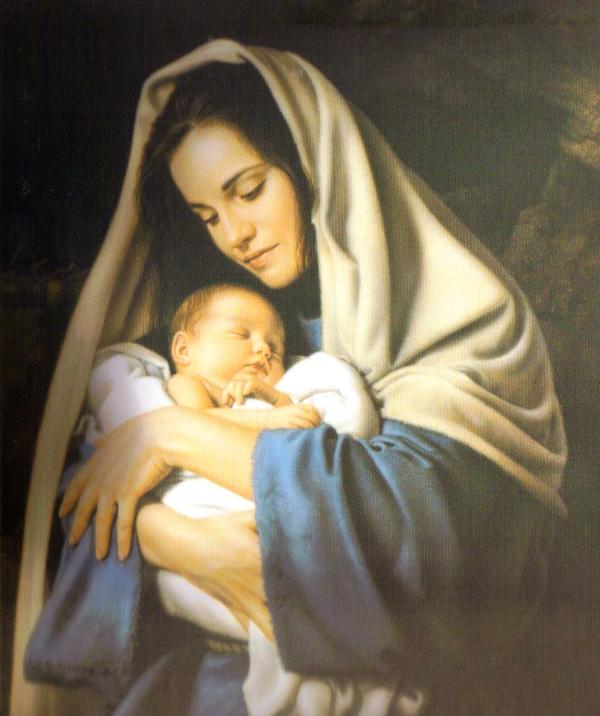 María Madre de Dios 3